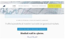 Progetto realizzato per: Finance Live da Ermes Digital Communication