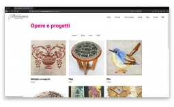 Progetto realizzato per: Marta Severgnini - Studio Mosaico da Ermes Digital Communication