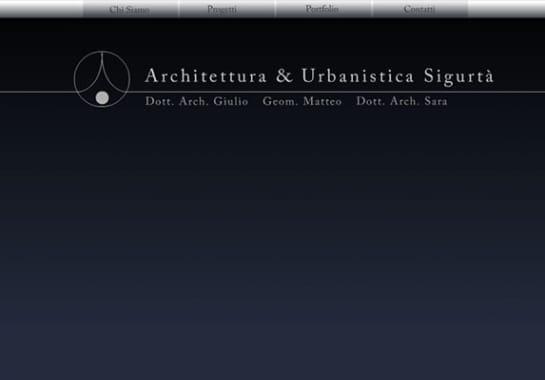 Progetto realizzato per STUDIO SIGURTA' da Ermes Digital, Sudio grafico, web e seo Milano