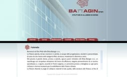 Progetto realizzato per: BATTAGIN INFISSI da Ermes Digital Communication